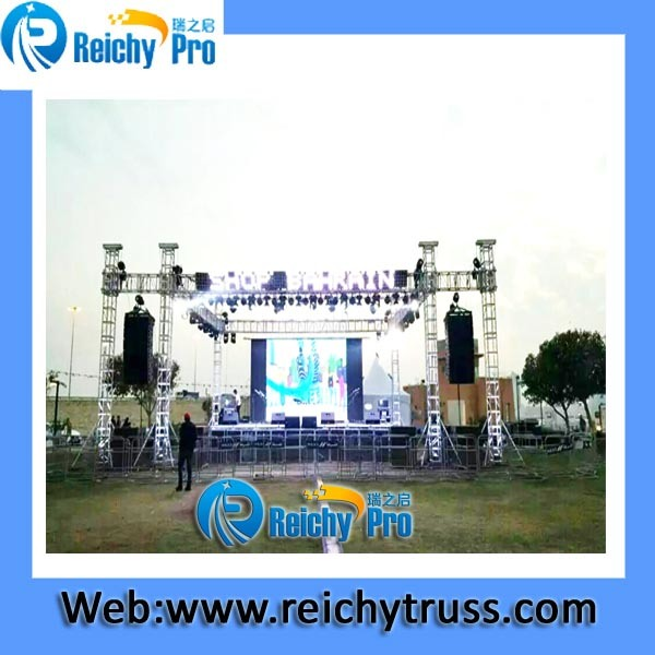 Factory Price Lighting Truss Project Concert Truss for Promotional
