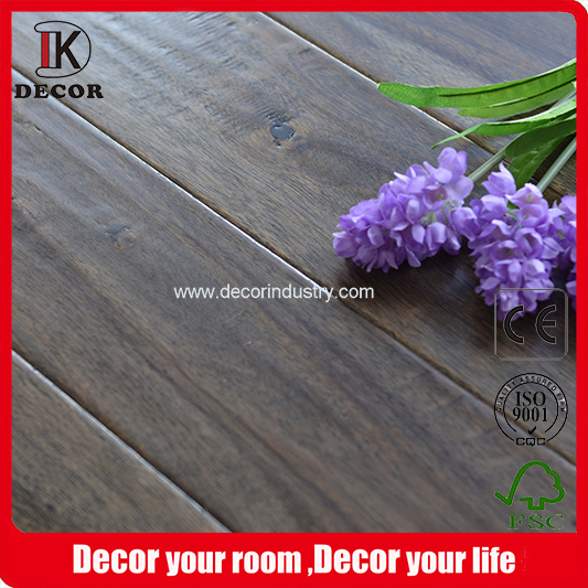 China Wholesale 5 Inch Big Leaf Acacia Wood Flooring For Sale