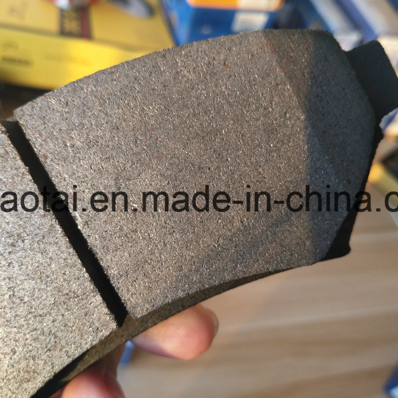 Top Quality Honda Odyssey 2005 2010 Brake Pads Semi Metal Disc Brake