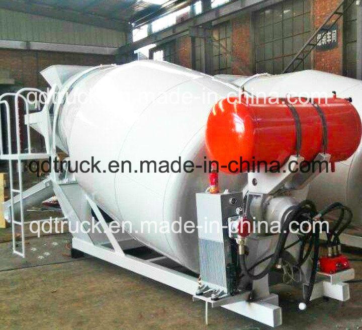 [Hot Item] 3-16m3 Concrete Mixer Truck/ Mixer Truck Drum/ Cement Mixer