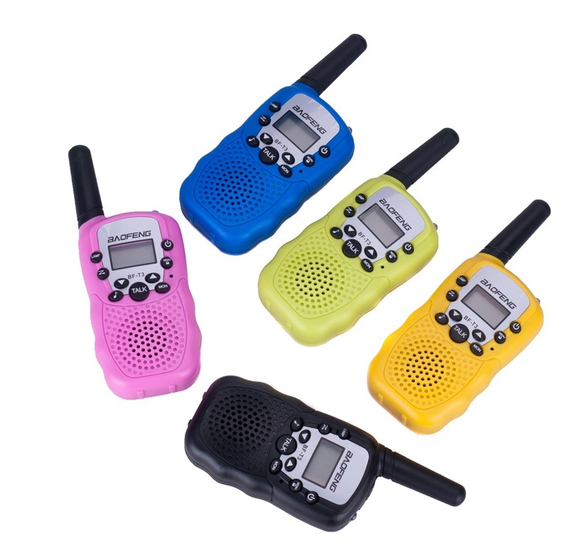 China Best Gift for Kids Bf-T3 Children Radio Baofeng Bf-T3