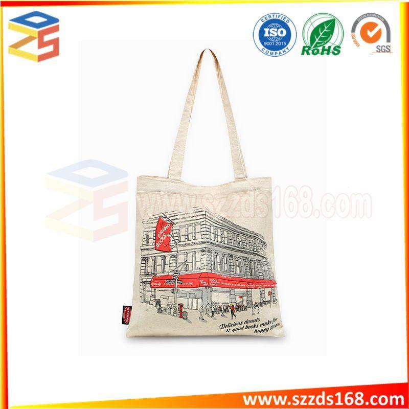 198e48b92661 OEM Design Custom Canvas Tote Bag Ladies Canvas Fashion Handbags 2019  Wholesale Hand Bag Men