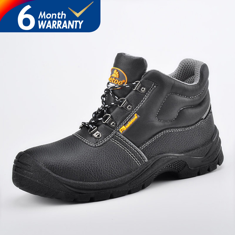 Industrial Steel Toe Cap Safety Shoes
