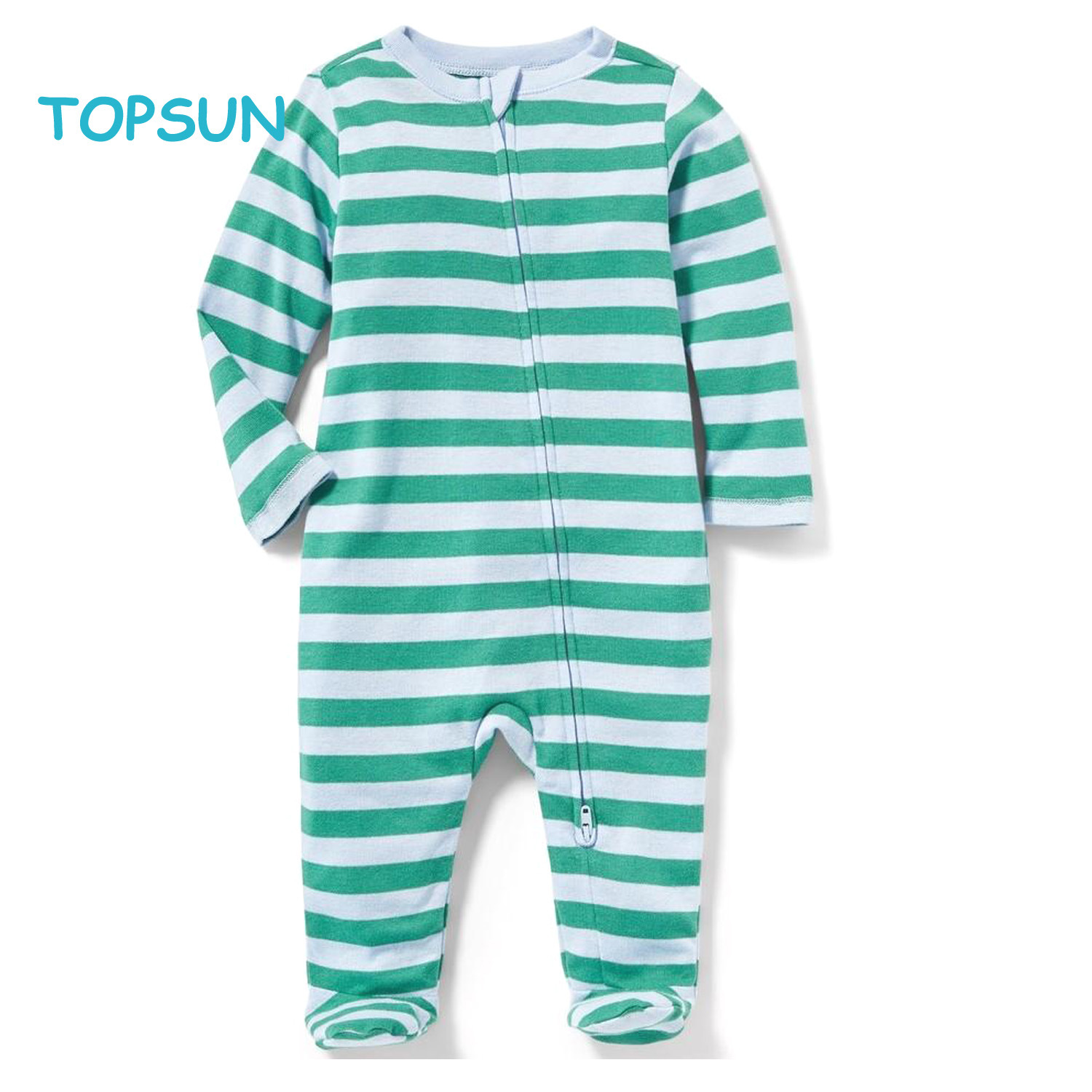 69ce83c21 China Baby Autumn Winter Thermal Clothes Crew Neck Babysuit High ...
