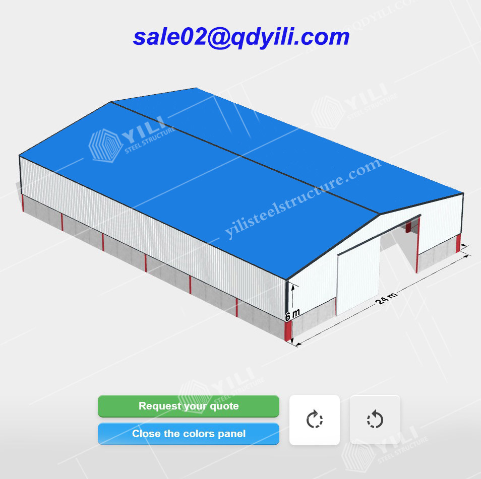 China Australia Standard Structural Steel Of Steel Structure Workshop Warehouse Building As4100 Supply 3d Drawing China Prefabricated Construction Materials Prefabricated Godown