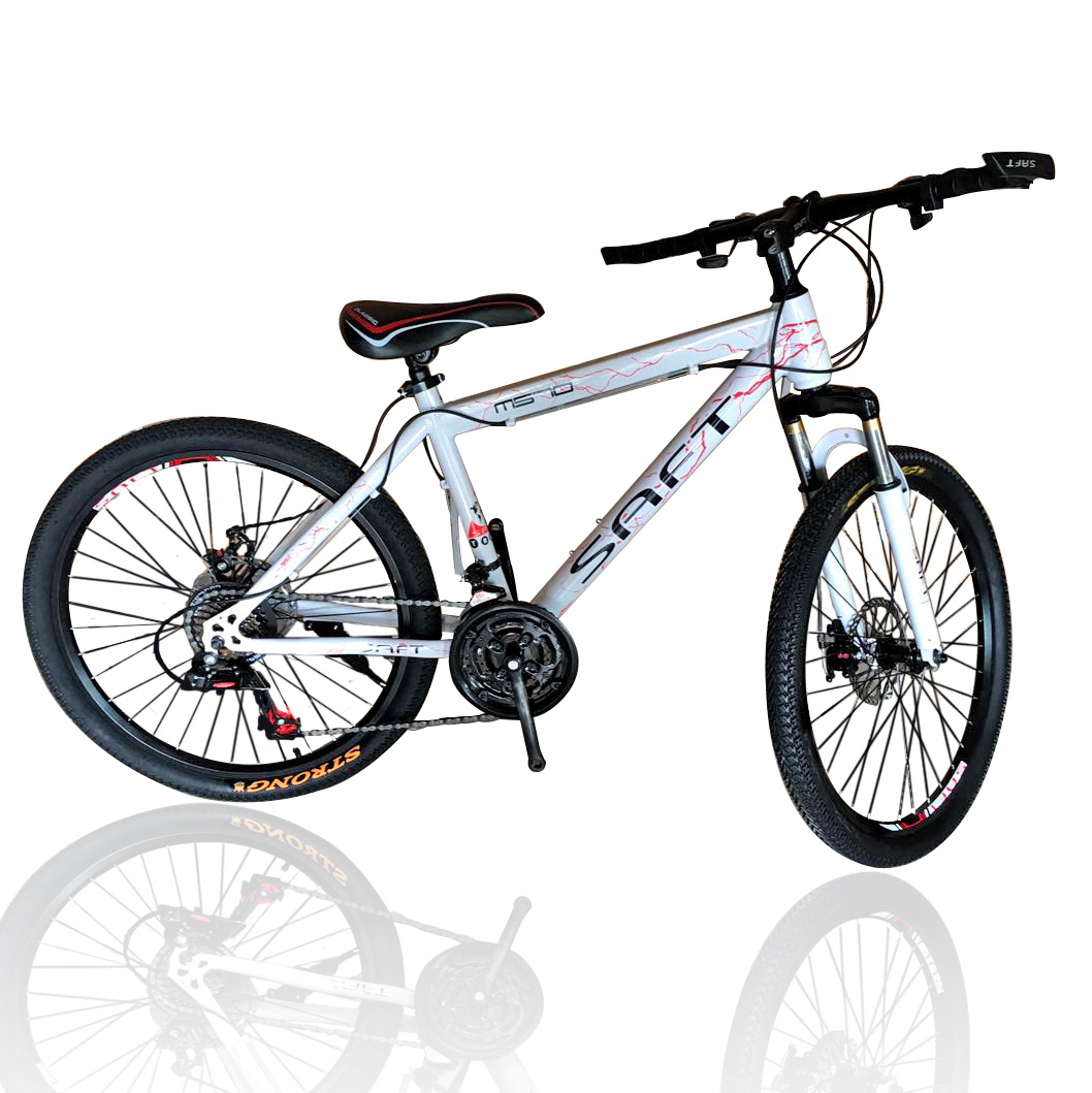 21 Speed Carbon Steel Adult Mountain Bike (MTB-017)