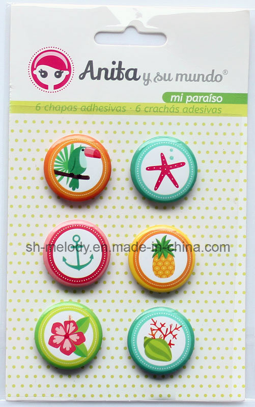 Exquisite Badges for Scrapbook and Card Making
