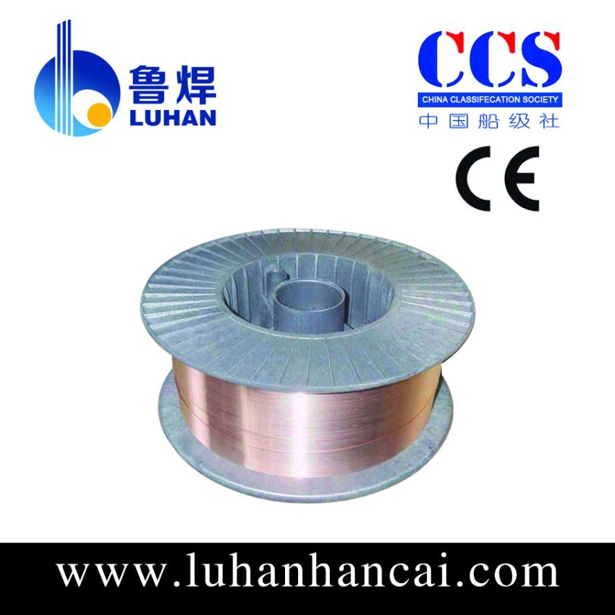 China 2.4mm Welding Wire EL8 H08A - China Welding Consumables ...