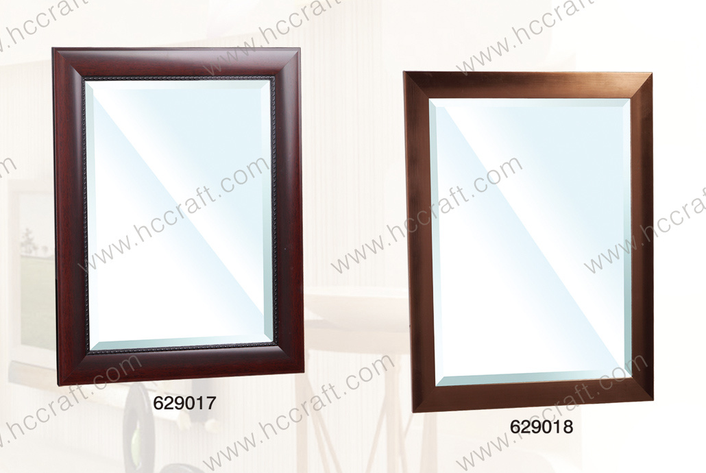 New Plastic Wall Mirror for Bathroom Decoration