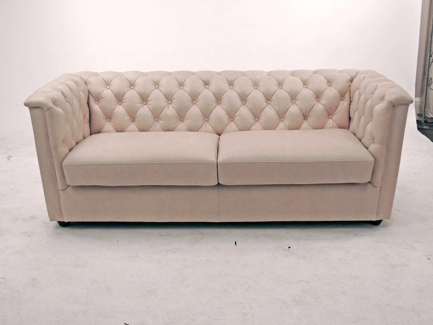 China Luxury Nubuck Leather Sofa
