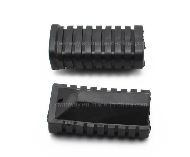 Ww-3508 CD70 Motorcycle Rubber Pedal pictures & photos