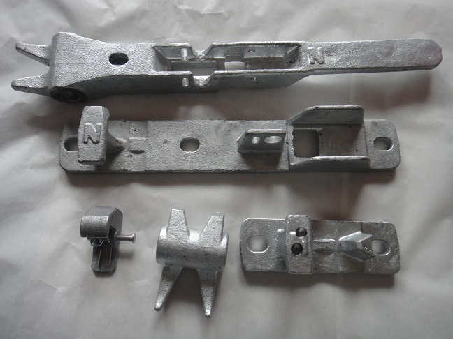 Investment Casting Bracket for Truck Door