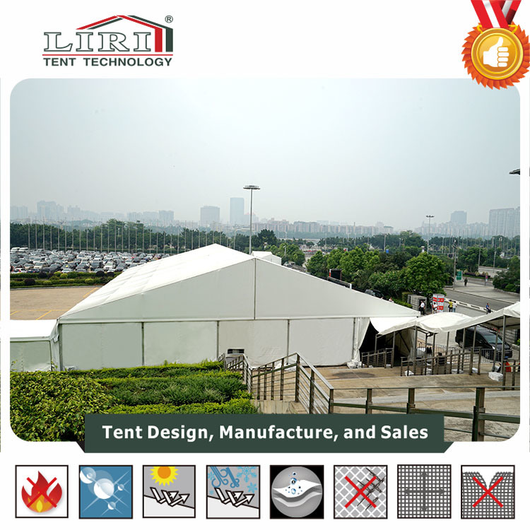 Liri Strong and Durable Second Hand or Used Party Tent for 500 People Party pictures & photos
