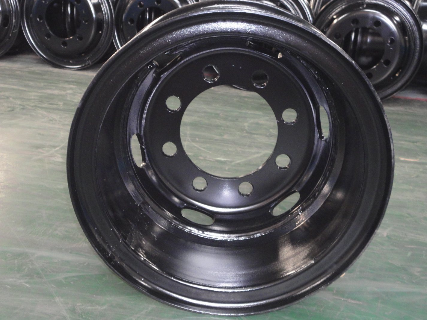 Trailer Steel Wheel Rim/7.5-20/China Made High Quality/Tube/Tubeless Rims pictures & photos