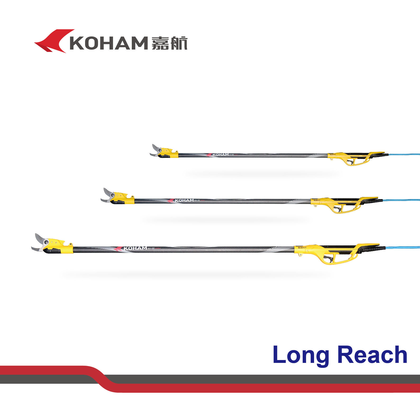Koham Tools Long Reach Cutting Lithium pictures & photos