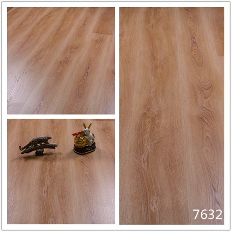 China 12 3mm High Glossy Laminate Flooring German Quality Laminated Wood