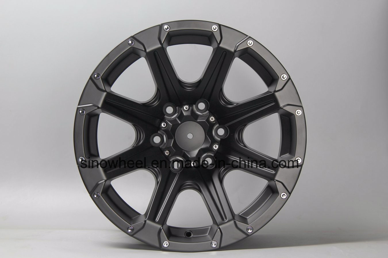 4X4 Aluminum Wheel Rim Aftermarket Alloy Wheel Rim 17X8.5