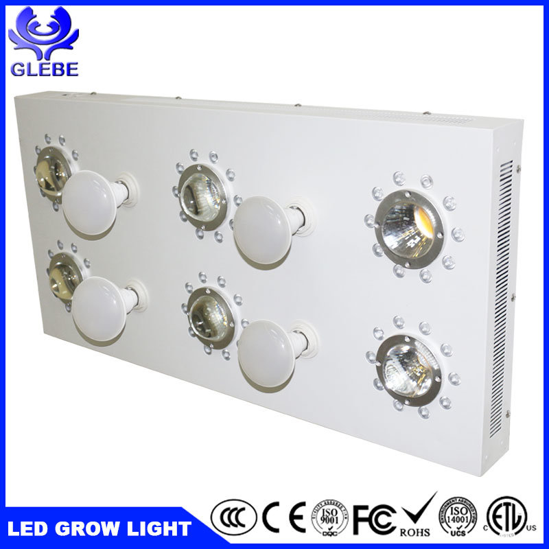 3000W LED Grow Light Dual Full Spectrum Hydroponic Bloom Switch Veg Plant Lamp