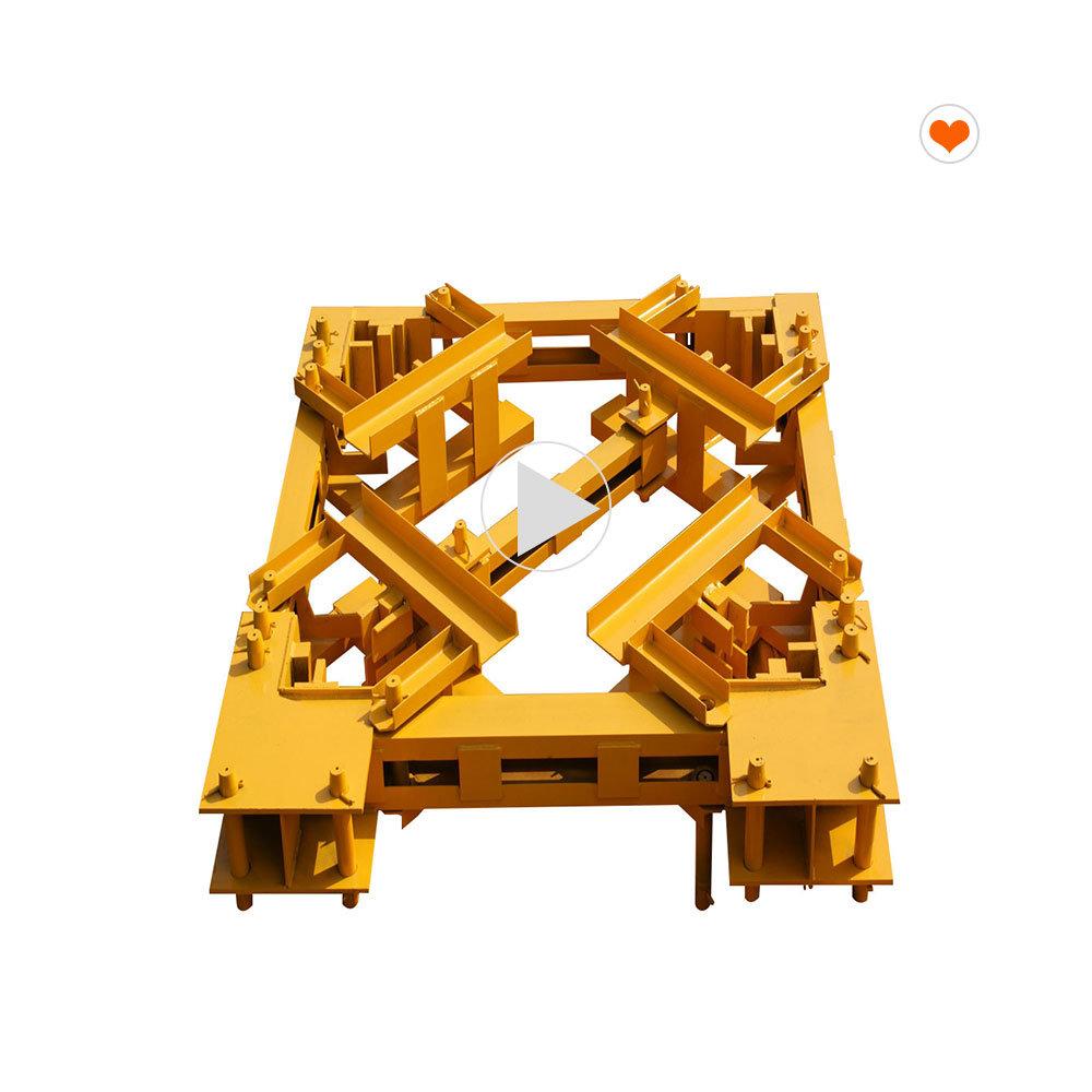 China 1 2m Anchor Frame Mc85 For Tower Crane China Tower Crane