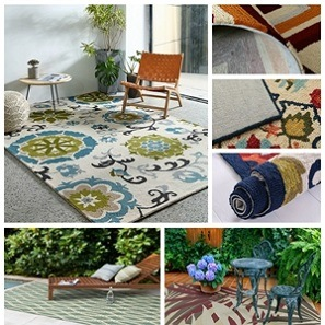 Hand Hooked Pp Polypropylene Polyester Wool Indoor Outdoor Carpet Rugs Washable