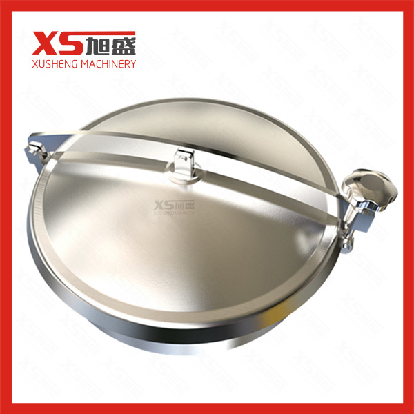 24\  Stainless Steel Round Shape Tank Pressure Manway Door with Sight Glass  sc 1 st  Wenzhou Xusheng Machinery Industry and Trading Co. Ltd. & China 24\