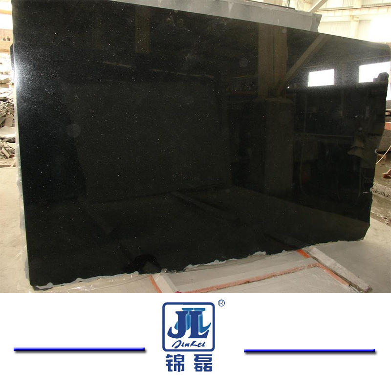 China Polished Shanxi Black Granite For Floor Tiles Countertops