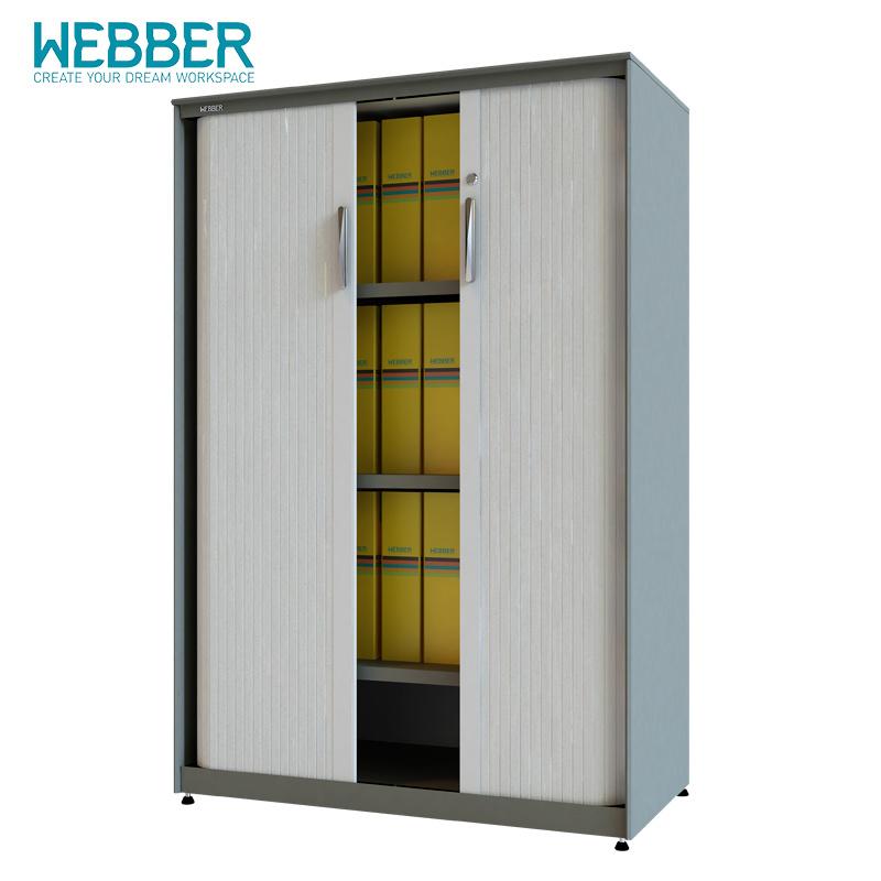 China New Design Metal Roller Shutter Door File Cabinet