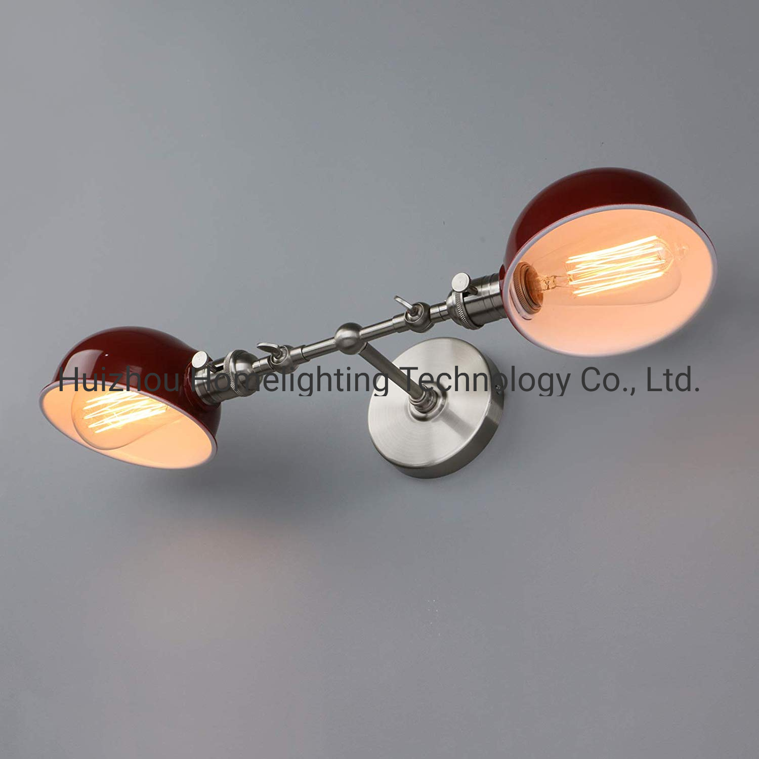 Image of: China Jlw Tl11 Vintage Style Industrial Wall Light 2 Light Wall Sconce Photos Pictures Made In China Com