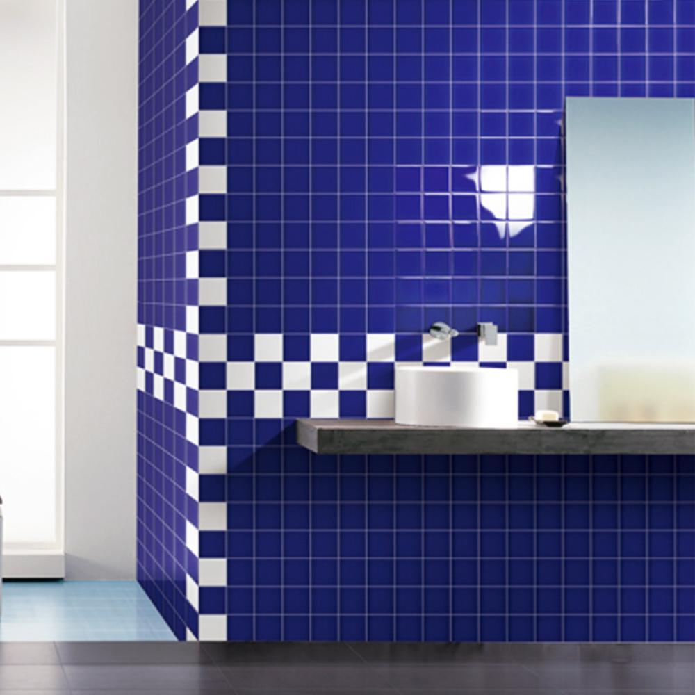 China Ceramic Tile, Cobalt Blue Bathroom Tile