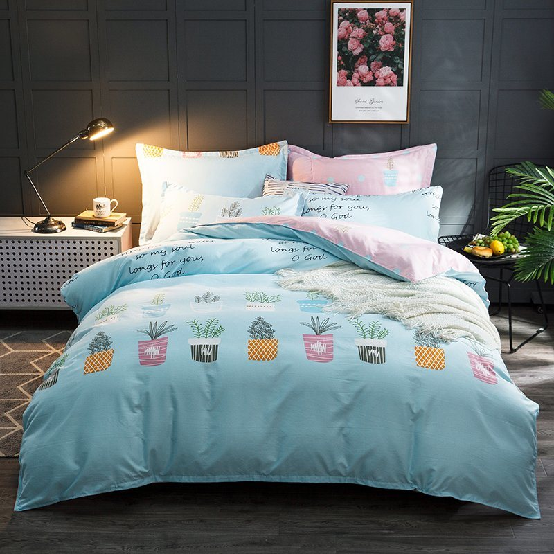 China Cheap Bed Linen Kids Bed Sets Bedsheet for Girls Best Place