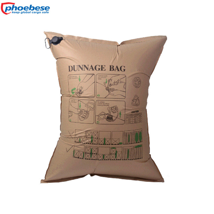 Railway Transportation Inflatable Air Bag Dunnage Air Bag