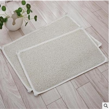 PVC Bathroom Floor Mat Non Slip Shower Tube Mat