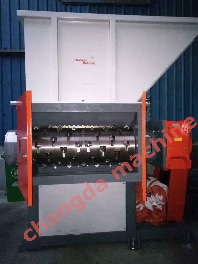 Single Shaft Shredder & Shredder pictures & photos