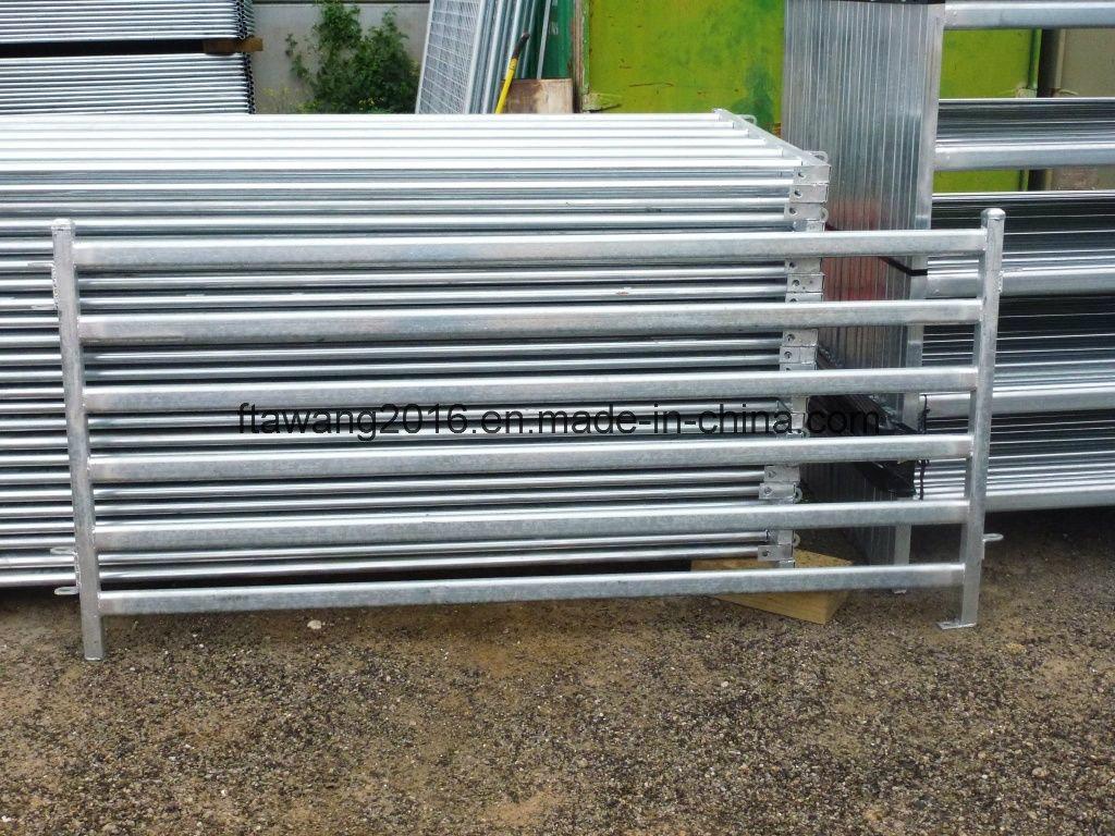 China Heavy Duty Alpaca/Goat/Sheep Yard Panels 2.1m X 1.2m Oval ...