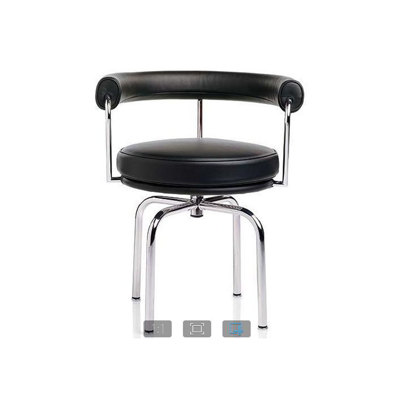 China Le Corbusier LC7 Swivel Chair and Office Chair - China Chair ...