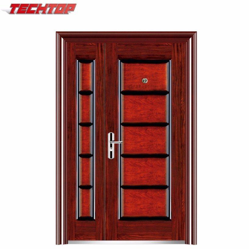 Etonnant China TPS 030sm Wholesale Price Front Security Steel Door Iron Safety Door  Design For Apartment   China Door, Steel Door