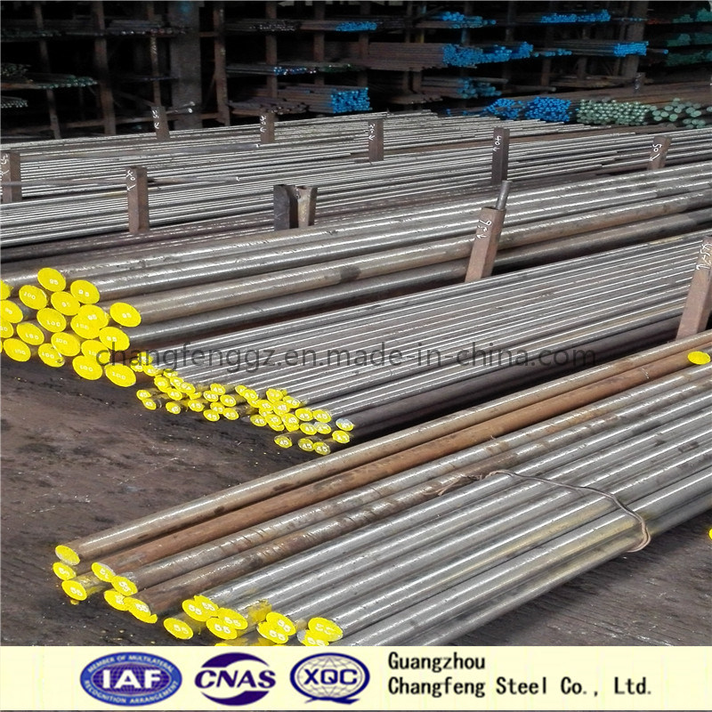 Hot Rolled Carbon Steel Round Bar (A36, Q235, SS400, S235JR) pictures & photos