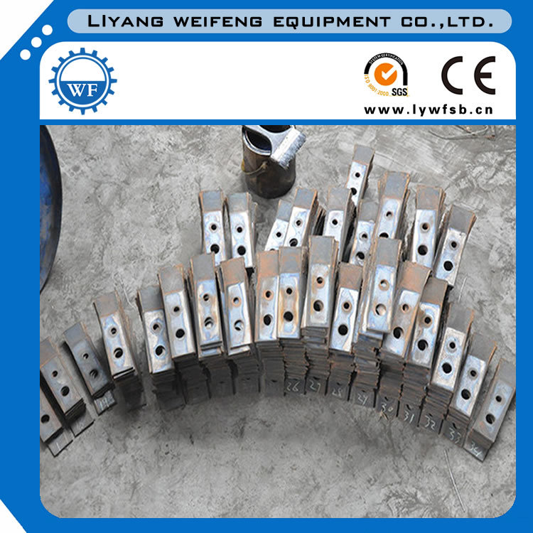 Factory Supply Hammer Blades for Hammer Mill/Crusher Machine pictures & photos