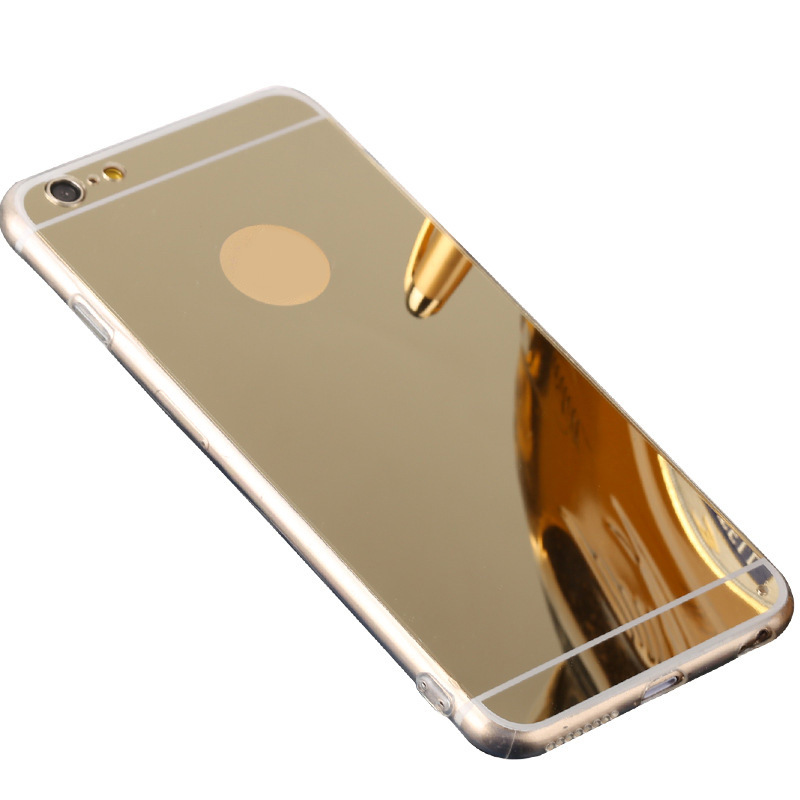 iPhone 6 6s Case with 24kt Gold Plated