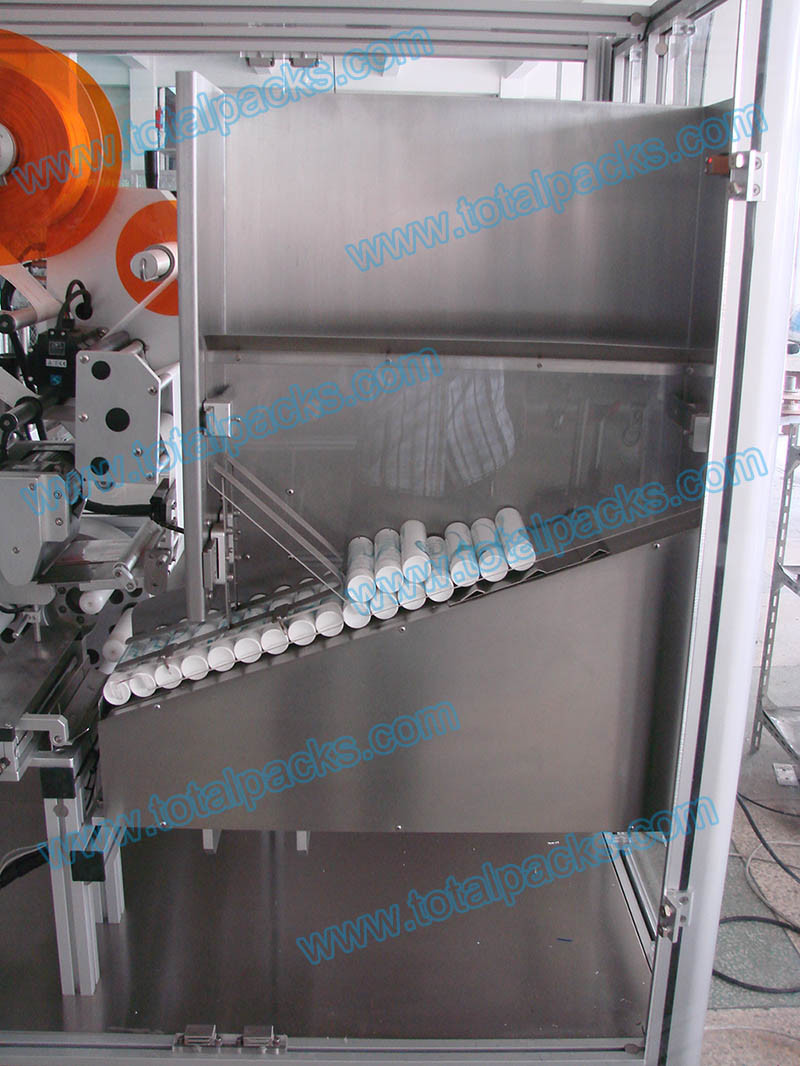 Automatic Tube Labeling Machine (TLB-100A) pictures & photos