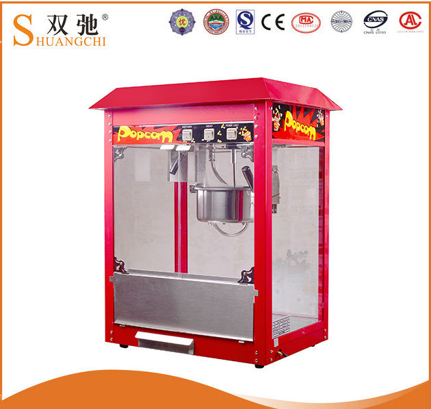 Popular Professional Commercial Popcorn Machine Used for Sale