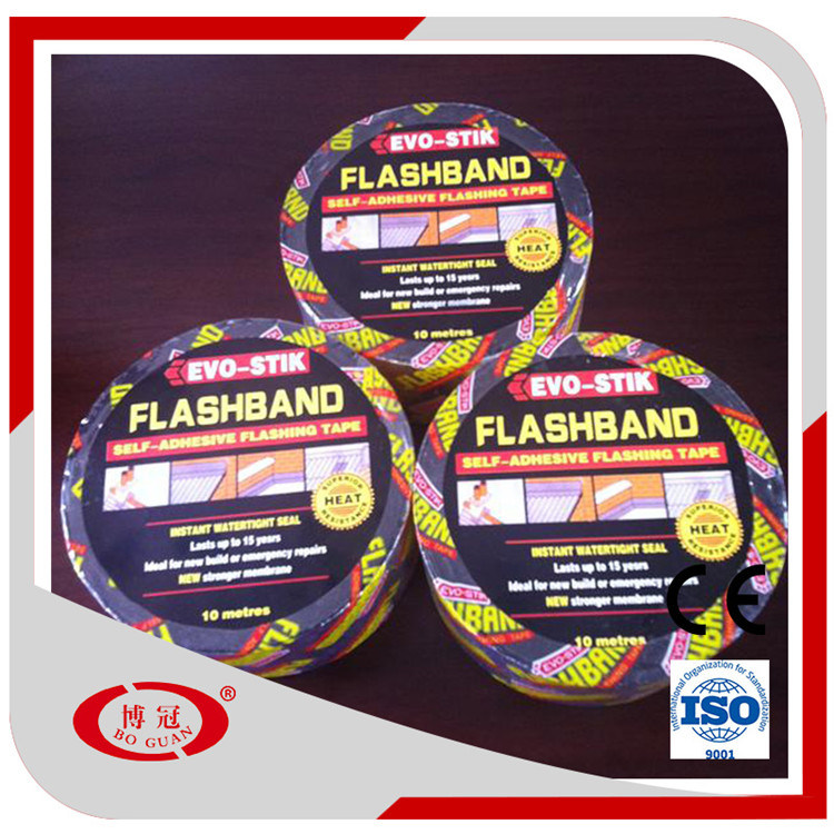 1.5mm Bitumen Waterproof Self Adhesive Flashing Band