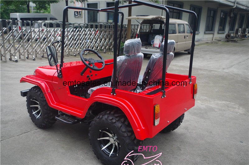2016 Newest 150cc/200cc/250cc 4 Stroke UTV Buggy Car ATV Quad (jeep 2016) pictures & photos