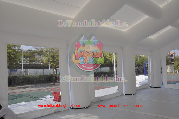 China Rigid Large Outdoor Pop Up Tent Inflatable Wedding