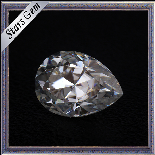 New Products Clarity White Moissanite for Fashion Jewelry