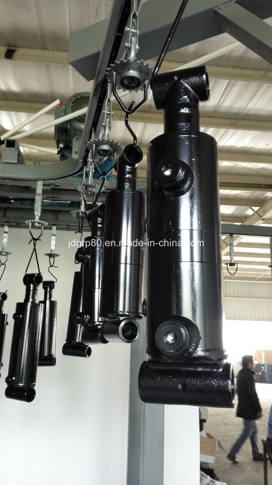 USA Standard Hydraulic Cylinder with Clevis or Tube Ends pictures & photos