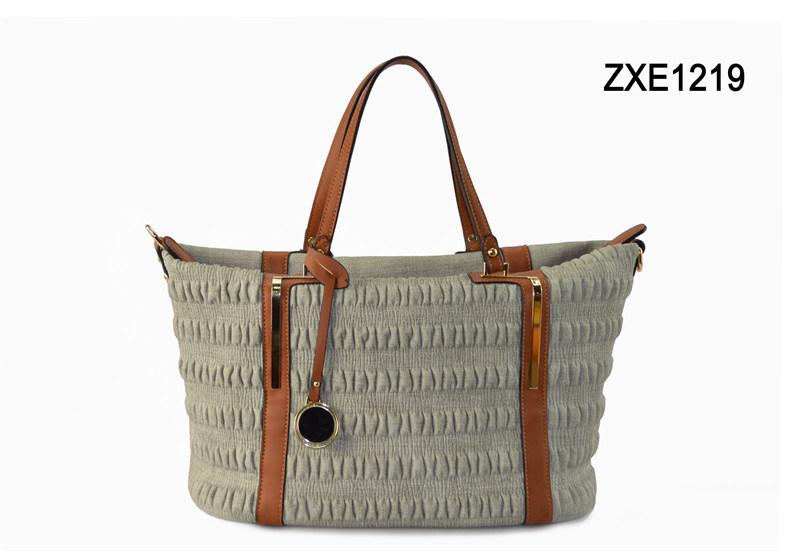 Brand Women Fashion Handbag Belt Bucket Bag Genuine Leather Handbags Italy  Zxe1219 b2235b3d7a020