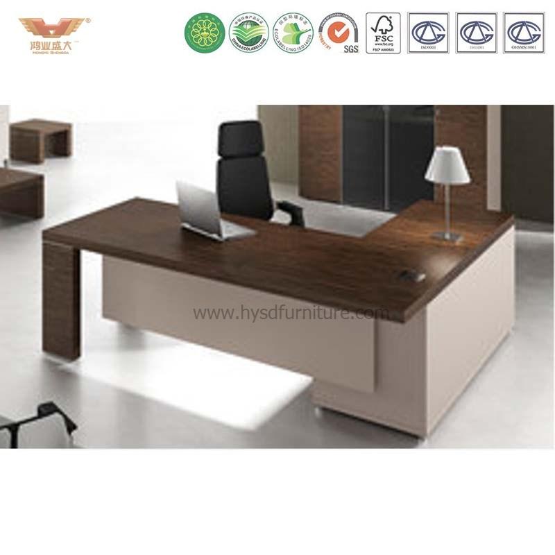 China 2018 High Quality Demountable Metal Office Table Computer Desk Executive Furniture