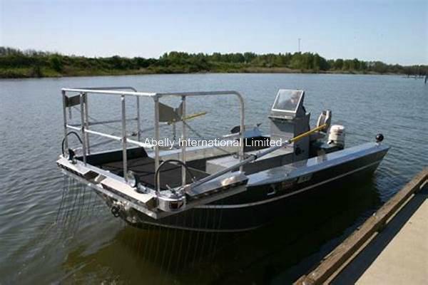 [Hot Item] Aluminum Electrofishing Boat/Working Boat/River Boat