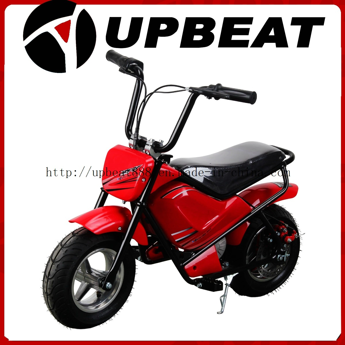 China Upbeat Motorcycle Electric Mini Bike Pocket Mobility Scooter